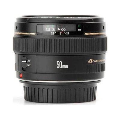Canon EF 50mm f/1.4 USM Portrait Objektiv