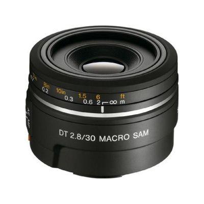 Sony 30mm f/2.8 SAM Makro (SAL-30M28) Festbrennweite Objektiv