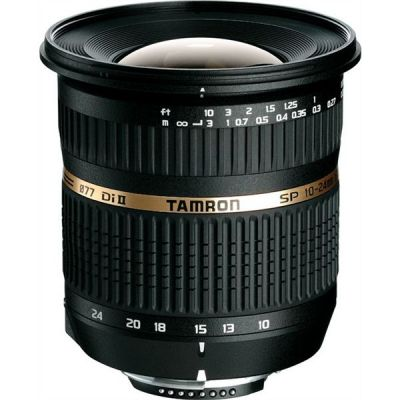 Tamron  10-24mm F/3,5-4,5 SP Di II LD ASL IF Canon