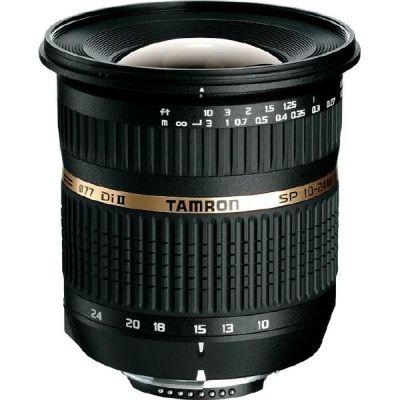 Tamron SP 10-24mm 3.5-4.5 Di II Weitwinkel Zoom Objektiv...