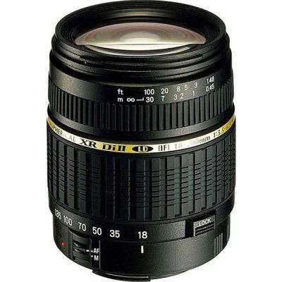 Tamron AF 18-200mm f/3.5-6.3 XR Di II Macro Reise Zoom...