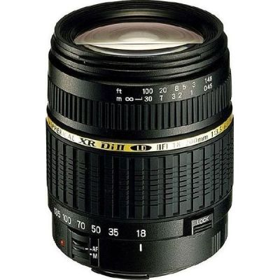 Tamron AF 18-200mm f/3.5-6.3 Di II Macro Reise Zoom...