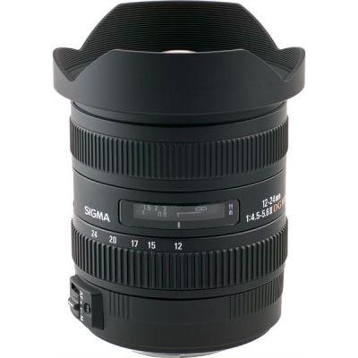 Sigma 12-24mm f/4.5-5.6 DG HSM II Weitwinkel Zoom Objektiv...