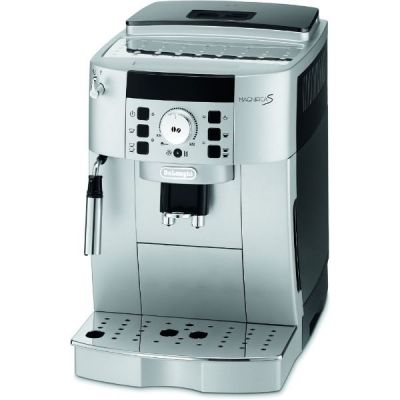 DeLonghi ECAM 22.110.SB Kaffeevollautomat silber-schwarz
