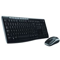 Logitech Wireless Combo MK260 Desktop Set