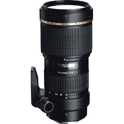 Tamron SP AF 70-200 f/2.8 Di Tele Zoom Objektiv für Nikon