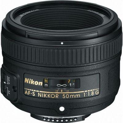 Nikon AF-S Nikkor 50mm f/1.8 G Portrait Objektiv