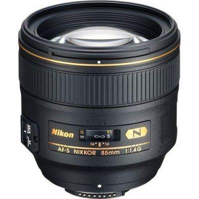Nikon AF-S Nikkor 85mm f/1.4G Portrait Objektiv
