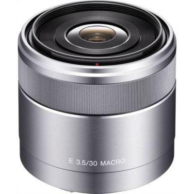 Sony 30mm f/3.5 Makro E-Mount Festbrennweite Objektiv (SEL-30M35)