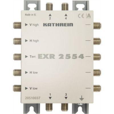 Kathrein EXR 2554 Multischalter Durchgang 5 auf 4 - Preisvergleich