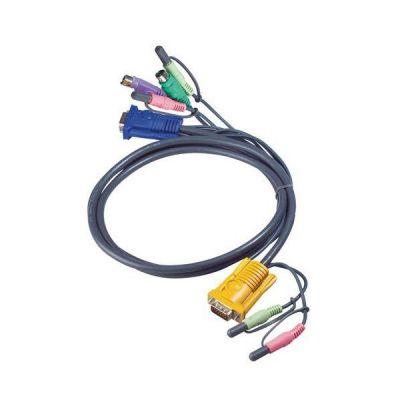 Aten ATEN 2L-5303P Kabel 3m schwarz