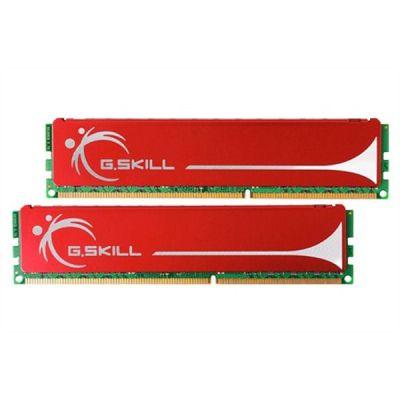 G Skill 4GB (2x2GB) G.Skill NQ-Red DDR3-1600 CL9 (9-9-9-24) RAM DIMM Kit