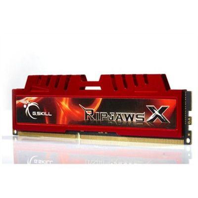 G Skill 8GB (2x4GB) G.Skill Ripjaws-X DDR3-1600 CL9 (9-9-9-24) RAM DIMM Kit