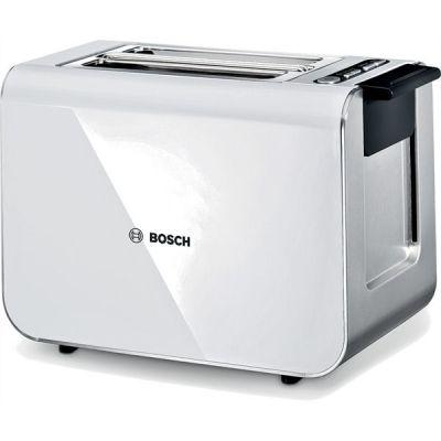 Bosch TAT 8611 Styline Toaster weiß