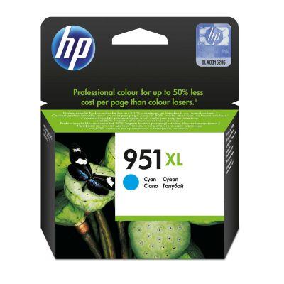 HP 951XL Officejet Tintenpatrone cyan (CN046AE)