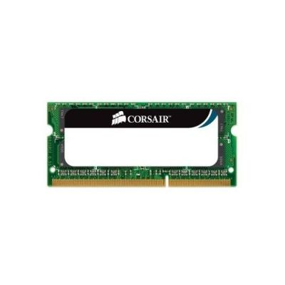 Corsair 8GB  ValueSelect RAM DDR3-1333 CL9 (9-9-9-24) SO-DIMM