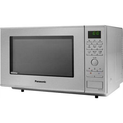 NN-CF771SEPG Heißluft Inverter Mikrowelle edelstahl