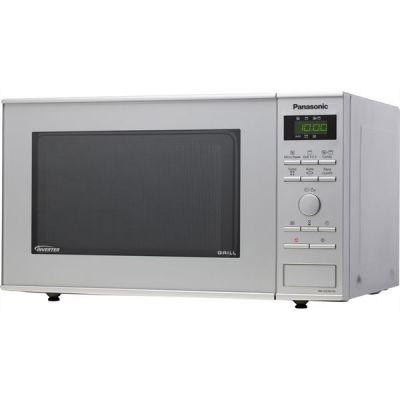 NN-GD361MEPG Inverter-Mikrowelle silber