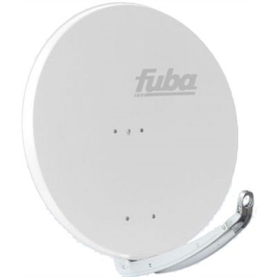 Fuba  DAA780W Offset-Parabolantenne, Weiß