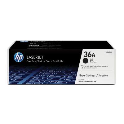 HP 36A LaserJet schwarz (CB436AD)