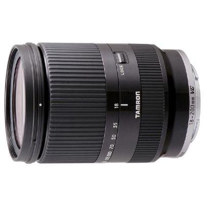 Tamron  18-200mm f/3.5-6.3 Di III VC Reise Zoom Objektiv schwarz für Sony E-Mount