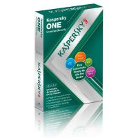 Kaspersky One Universal Security Win DVD
