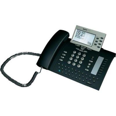 Tiptel 275 Analoges Premium-Telefon mit Anrufbeantworter