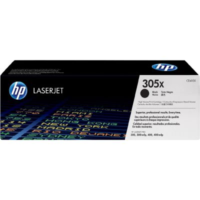 HP 305X LaserJet schwarz (CE410X)