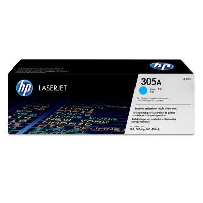 HP 305A LaserJet cyan (CE411A)