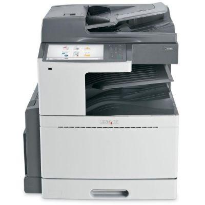 X952de (A3 LED-Farblaserdrucker, Scanner, Kopierer, Fax)