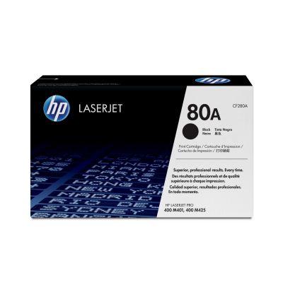HP 80A LaserJet schwarz (CF280A)