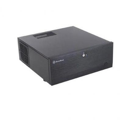 GRANDIA GD07 HTPC-Gehäuse E-ATX/ATX/mATX SST-GD07B USB3.0 black