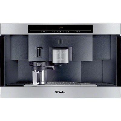 Miele CVA 3660 Einbau-Kaffeevollautomat Edelstahl für Nespresso Kapseln