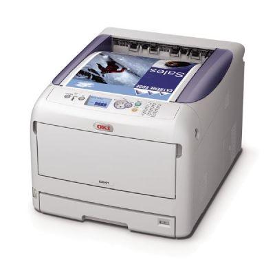 OKI C841dn A3 LED-Farblaserdrucker