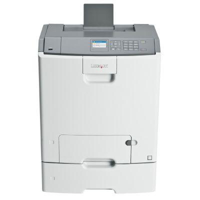 Lexmark C746dtn Farblaserdrucker LAN