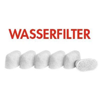 Gastroback 97765 Wasserfilter gegen Kalk für Gastroback 42612 und 42636 (6er)