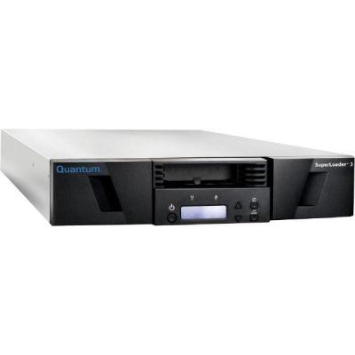 Quantum  SuperLoader 3 - Tape Autoloader - 24 TB / 48 TB - Einschübe: 16 - LTO Ultrium ( 1.5 TB / 3 TB ) - Ultrium 5