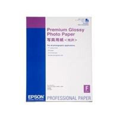 Epson EPSON C13S042091 A2 Premium Glossy Photo Paper, glänzend, 25 Blatt