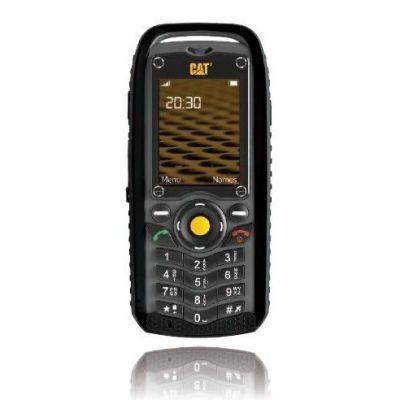 CAT B25 Dual-SIM schwarz Outdoor-Mobiltelefon - Preisvergleich