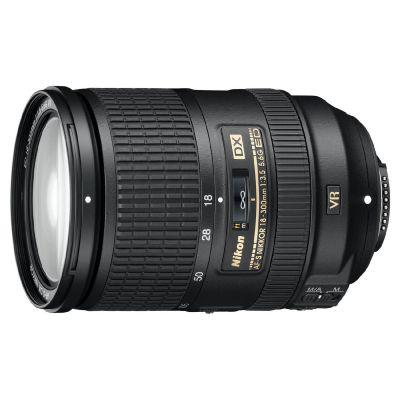 Nikon AF-S DX Nikkor 18-300mm 3.5-5.6G ED VR Reise Zoom Objektiv *Aktion* - Preisvergleich