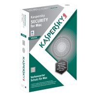 Upgrade Kaspersky Security for Mac 1 User 1 Jahr