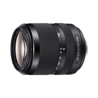 Sony 18-135mm 3.5-5.6 Reise Zoom Objektiv (SAL-18135)
