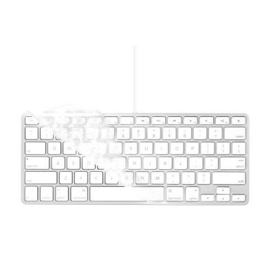 Moshi ClearGuard CS Tastaturschutz für Apple Keypad transparent