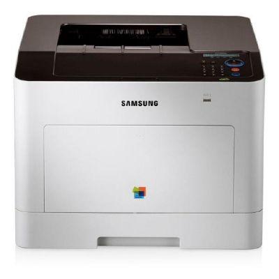 Samsung CLP-680DW Farblaserdrucker WLAN Duplex
