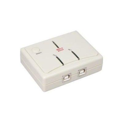 USB Auto Umschalter (2fach) - USB Data Switch 2...