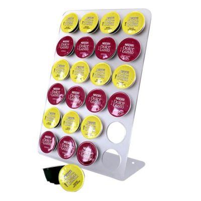 Coffeeboard Dolce Gusto Tischboard acryl