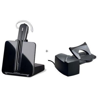 Plantronics Bundle CS540A + HL10 Lifter, Headset