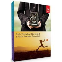 Adobe Photoshop Elements 11 + Premiere Elements 11 Mac/Win