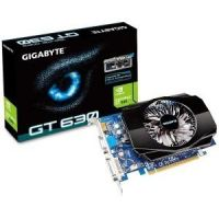 Gigabyte GeForce GT 630 1GB DDR3 PCIe DVI/HDMI/VGA - Retail