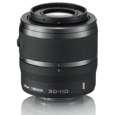 Nikon 1 NIKKOR VR 30-110mm f/3.8-5.6 Zoom Objektiv schwarz